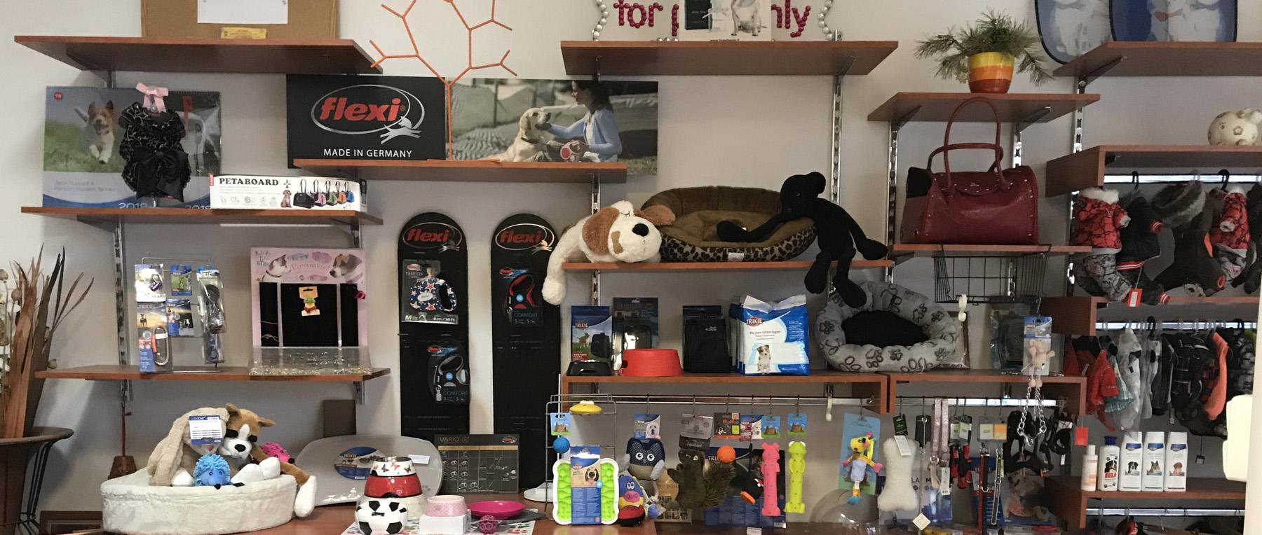 Obchod pro pejsky(i kočičky:-))